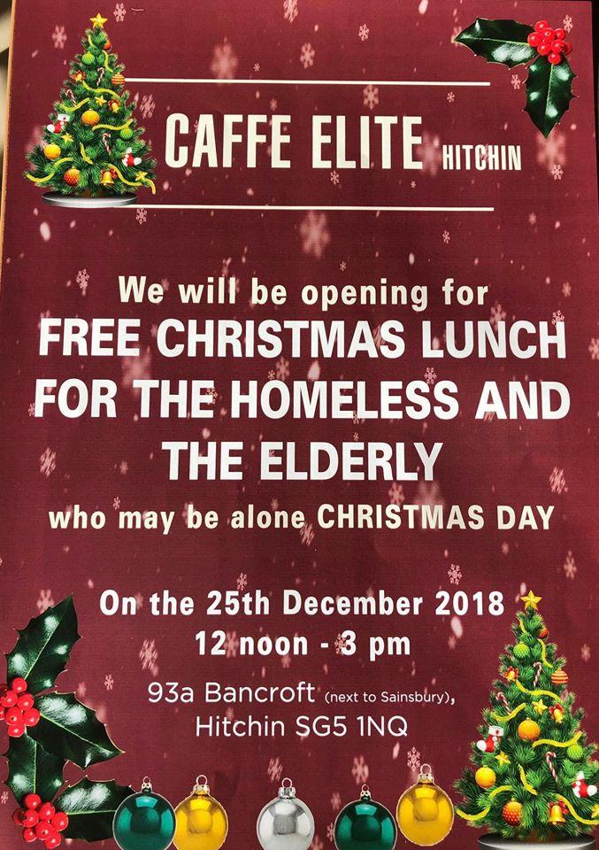 Christmas Charity Donation